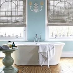 Blue - soothing bathroom