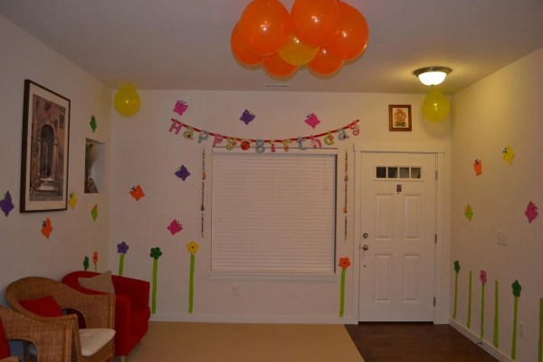 How to Decorate a Room for Birthday Party - ColourDrive ...