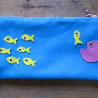 How to Sew an Easy and Cute Pencil Case