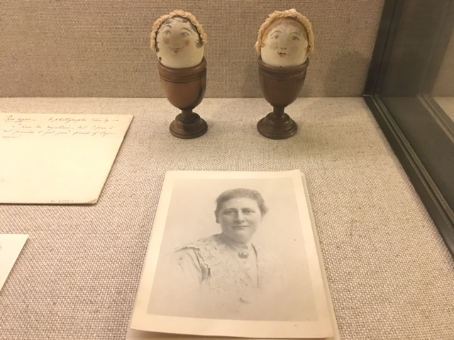 Pace Eggs Decorated by Beatrix Potter