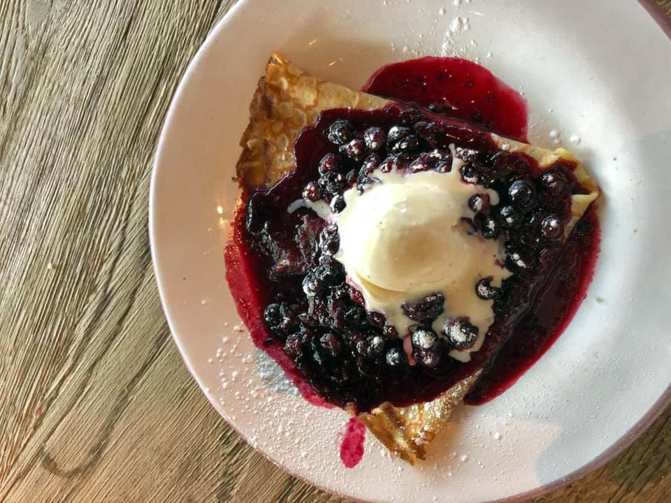 Bistrot Creperie Mixed Berry Compote