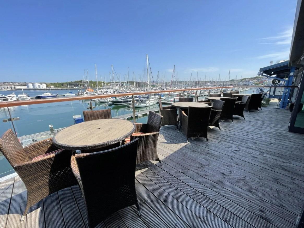 IMG_0613 JUL21 The Bridge Restaurant Plymouth Yacht Haven