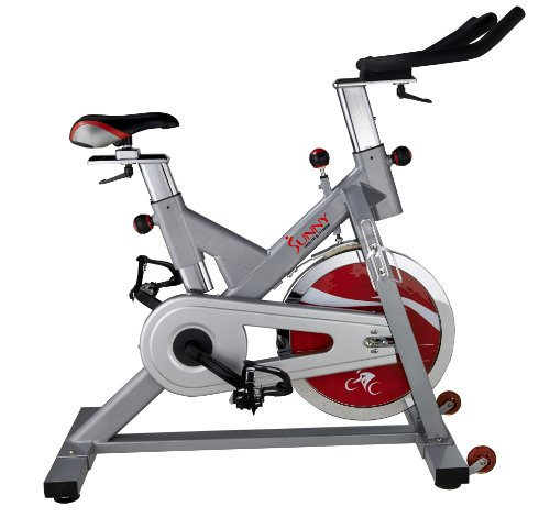 Sunny Health Fitness Indoor Cycling Bike SF-B1110