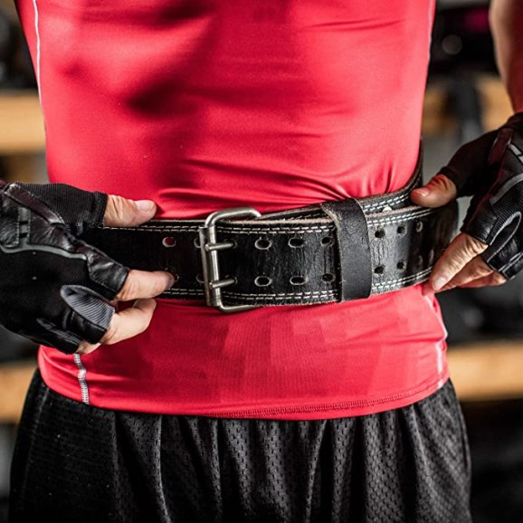 Weight Lifting Belt Front