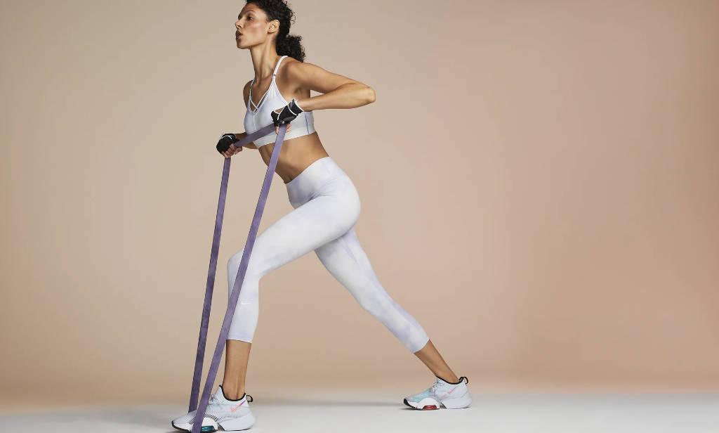 Nike One Icon Clash Mid-Rise Crop Leggings