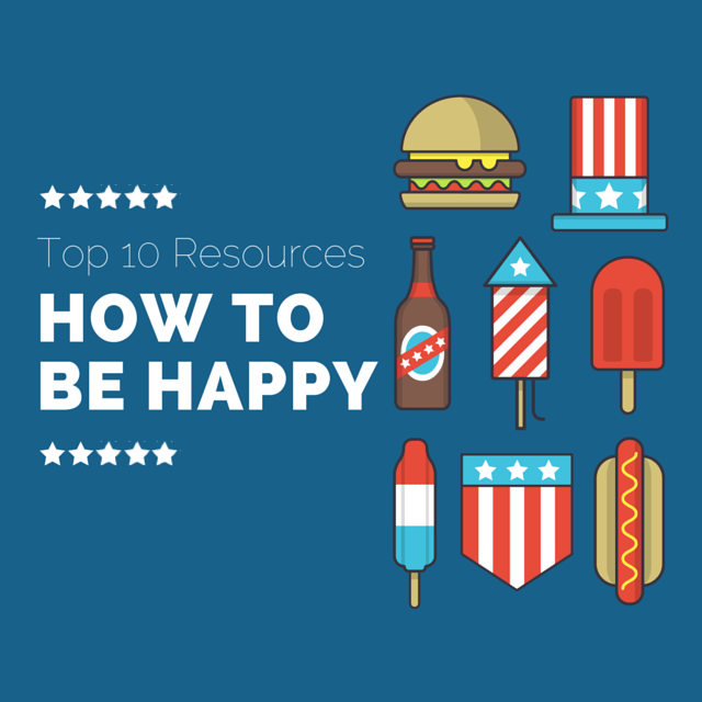 How to Be Happy - Top 10 Online Resources