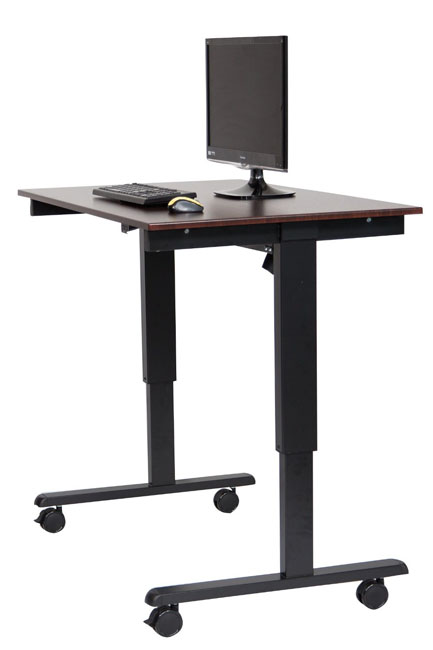Luxor Stande 48-inch Height Adjustable Electric Standing Desk