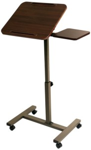 Seville Classics Mobile Laptop Desk