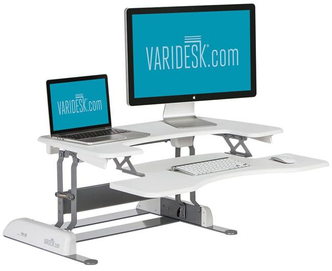 VARIDESK Pro Plus 36 - White