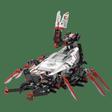 Lego Mindstorms EV3_SPIK3R_Square