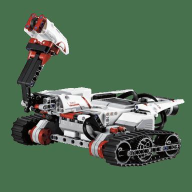 Lego Mindstorms EV3_TRACK3R_Square