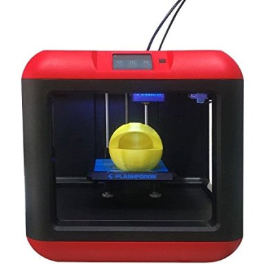 FlashForge 3D Printers Finder front