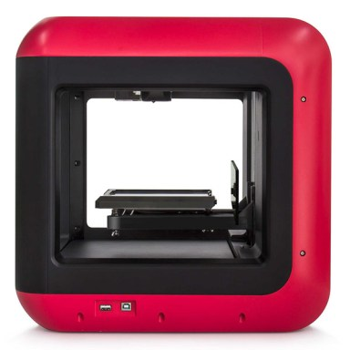 FlashForge 3D Printers Finder side