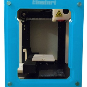 Performance Einstart-S Desktop 3D Printer blue
