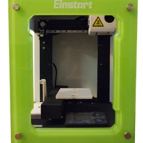 Performance Einstart-S Desktop 3D Printer green