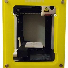 Performance Einstart-S Desktop 3D Printer yellow