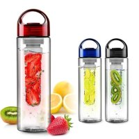 Water Bottle with Fruit Infuser - make your own naturally flavoured water