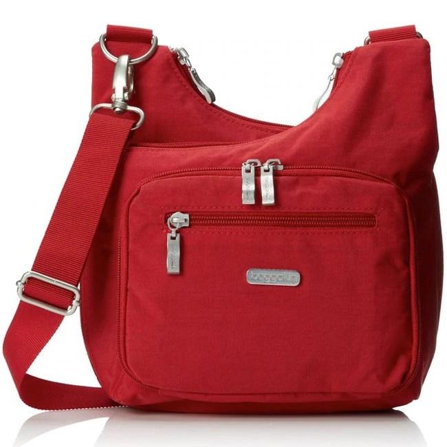 Baggallini Crisscross Travel Cross Body Bag