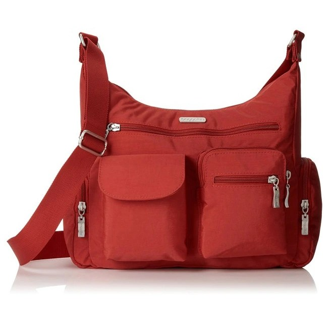 Baggallini Everywhere Travel Cross-Body Bag