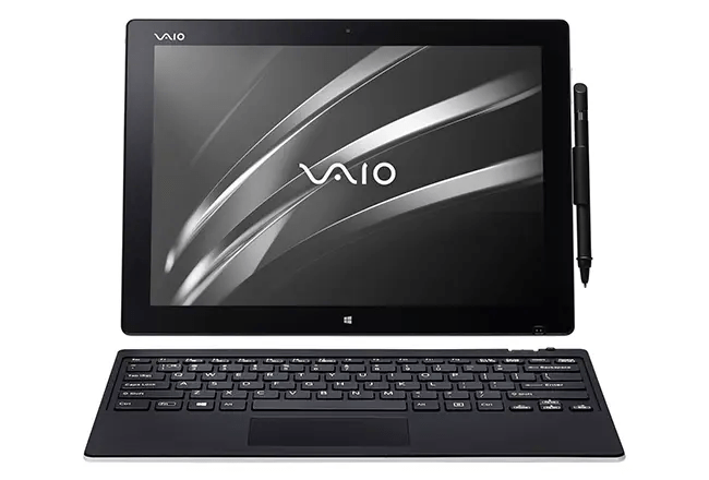 Vaio Z Canvas Signature Edition 2-in-1 Laptop
