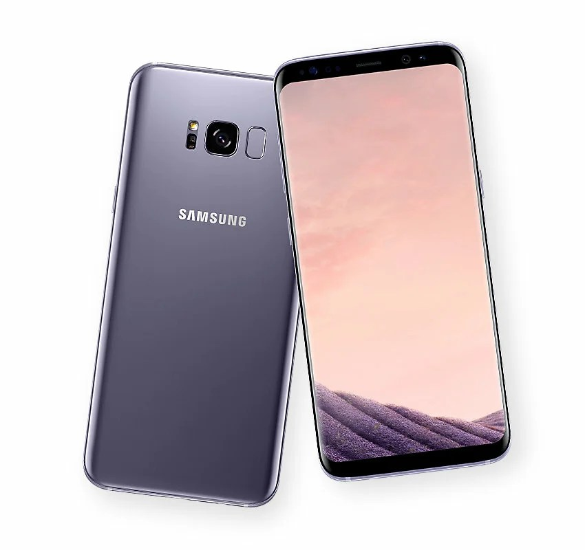 Samsung Galaxy S8 Plus Hero
