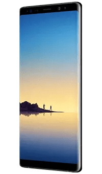 Note8 Infinity Display