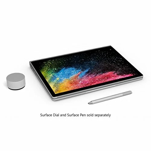 MS Surface Book Tablet Mode