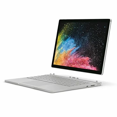 MS Surface Book 2 15-inch