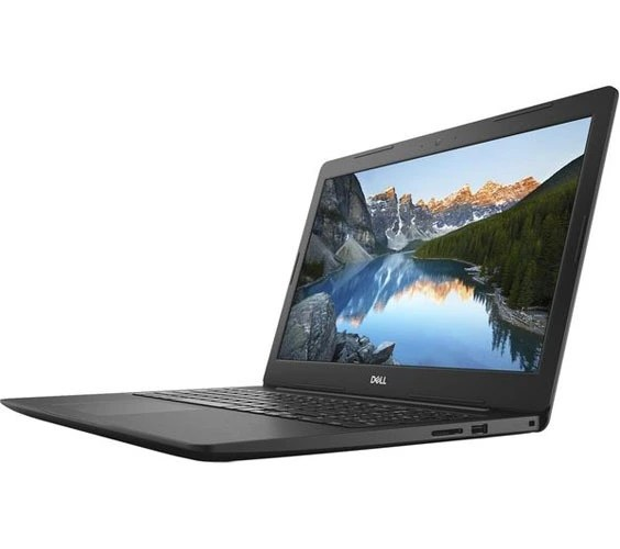 DELL Inspiron 15 Black Aspect