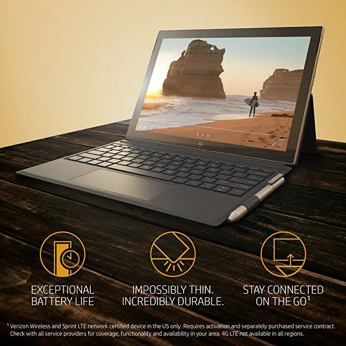 HP ENVY x2 Key Features Highlights