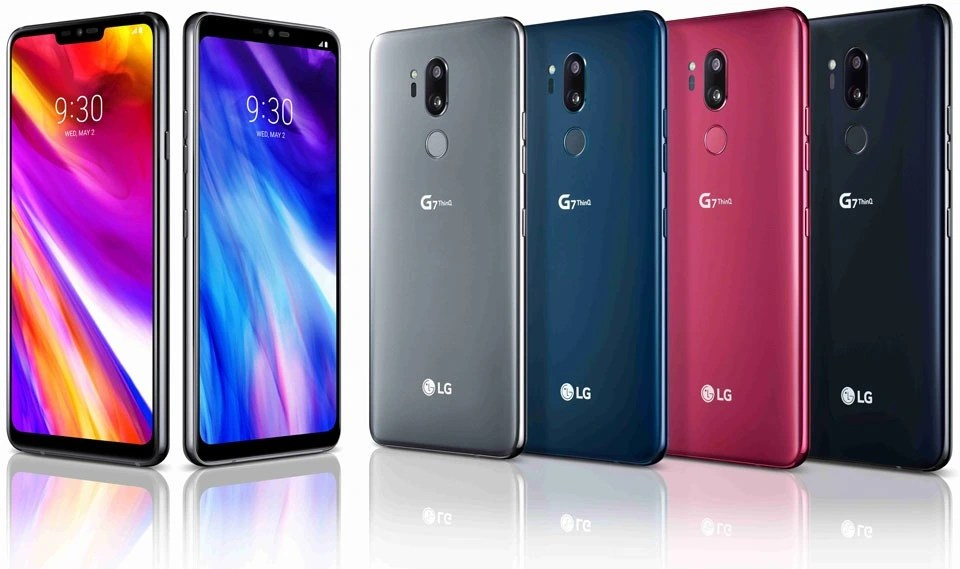 LG-G7-ThinQ-Colour-Options