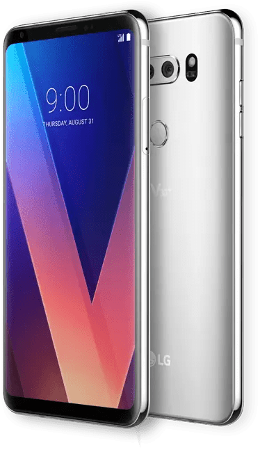 LG V30 with OLED Display