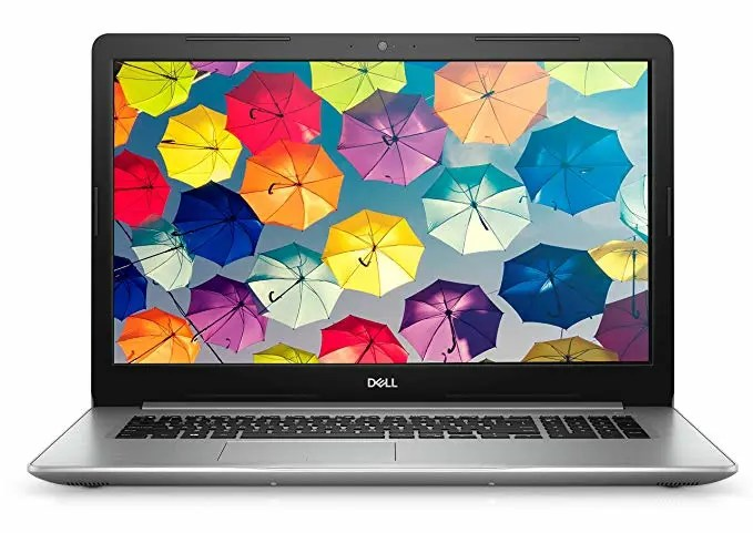 Dell Inspiron 17 5000 Display