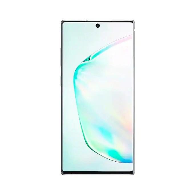 Galaxy Note 10 Plus Infinity-O Display