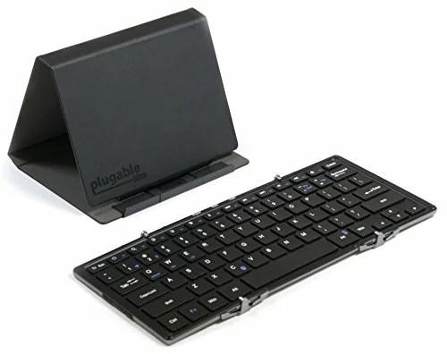 Plugable Foldable Bluetooth Keyboard