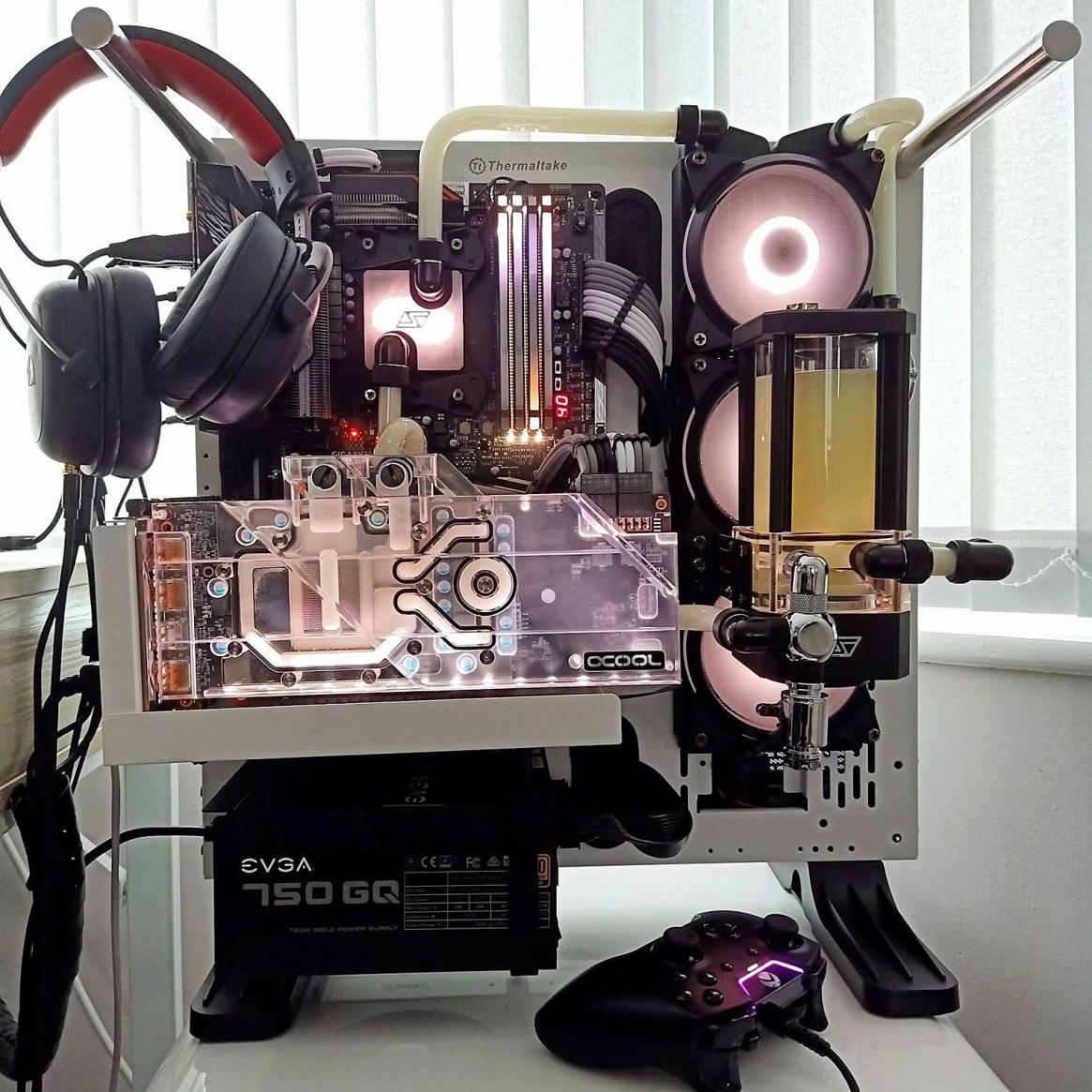 AMD Ryzen 7 Gaming Rig