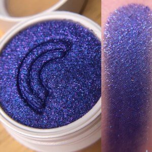 Swatches of the Is This Real Life? Super Shock Shadow Vault