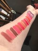 Colourpop Velvet Blur Lux Lipsticks