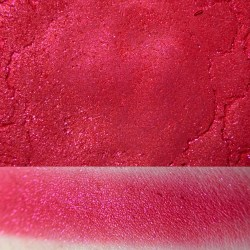 Colourpop HOT TOTTY Super Shock Shadow Swatch and Photo