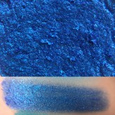 Colourpop TOO SHY Super Shock Shadow Swatch and Photo