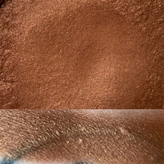 Colourpop DELUXE Super Shock Shadow Swatch and Photo