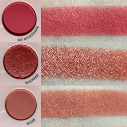 Strawberry Shake Palette Swatches