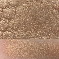 Colourpop PLUNGE Super Shock Shadow swatch and photo