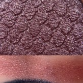 Colourpop BLOOMER Super Shock Shadow swatch and photo