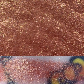 Colourpop LIGHT UP Super Shock Shadow swatch and photo
