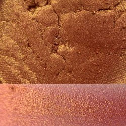 Colourpop AS YOU WAVE Super Shock Shadow swatch and photo