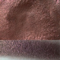 Colourpop STEREO Super Shock Shadow swatch and photo