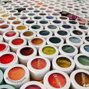 Finally completed my Colourpop Super Shock Shadow Collection!!!