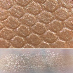 Colourpop SAIL AWAY Super Shock Shadow Swatch and Photo