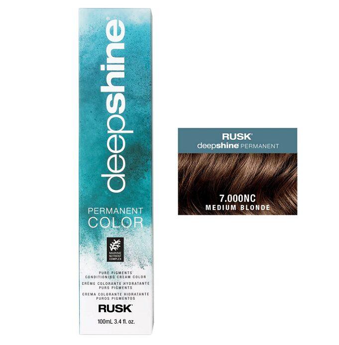 Rusk Deepshine 7.000NC Medium Blonde